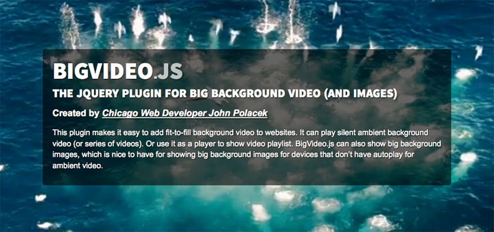 bigvideo-jquery-plugin