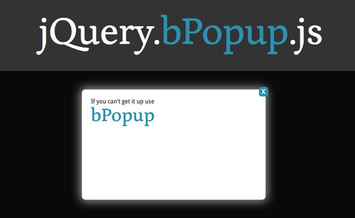 bpopup-jquery-plugin