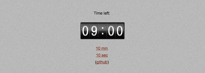 digital-countdown-timer-jquery-plugin