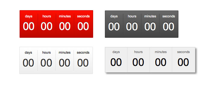 dscountdown-jquery-plugin