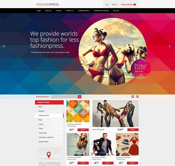 fashionpress-ecommerce