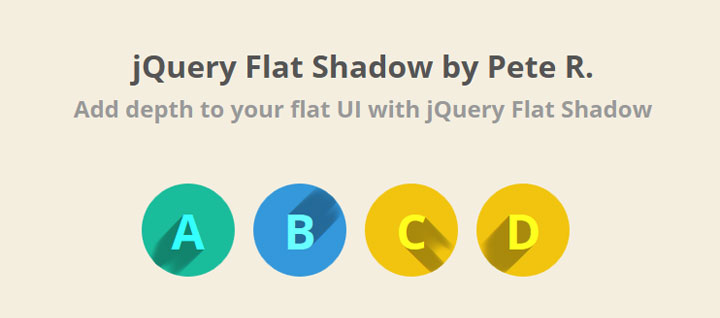 flat-shadow-by-pete-r-jquery-plugin
