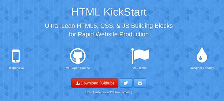 html-kickstart-framework