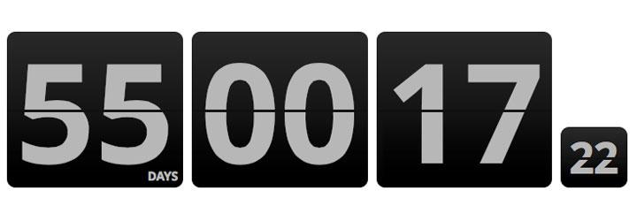kemar-jquery-countdown