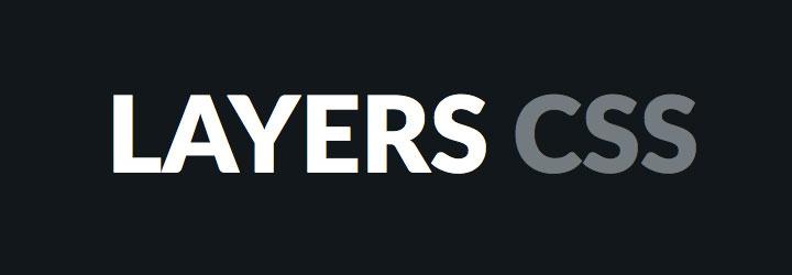 layers-css-framework