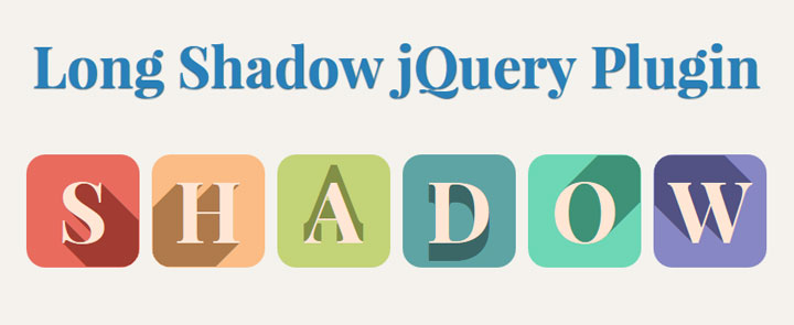 longshadow-jquery-plugin