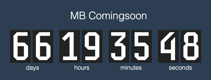 mb-comingsoon-jquery-plugin