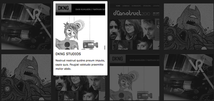 35+ Awesome Image Hover Effect With Pure CSS3 - Part 2