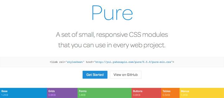 pure-framework
