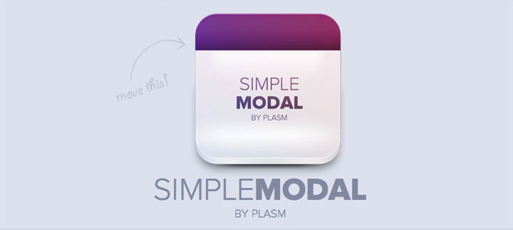 simple-modal
