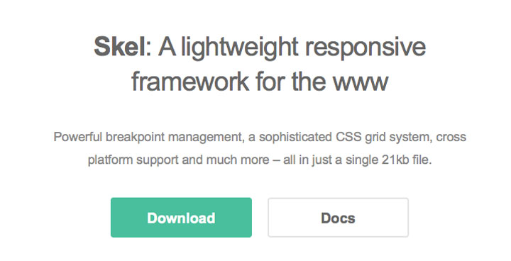 skel-framework