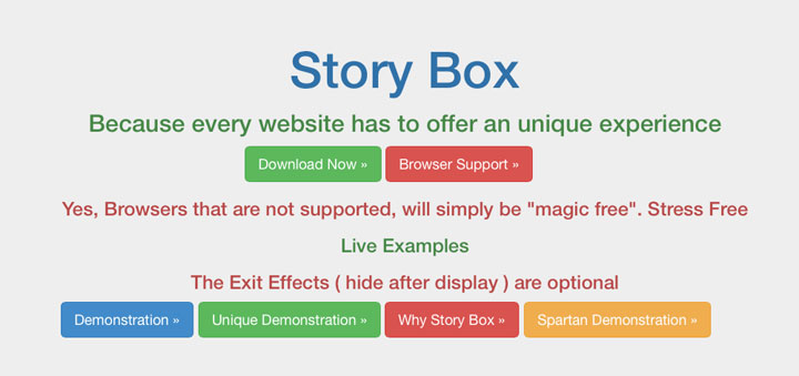 story-box-jquery-plugin