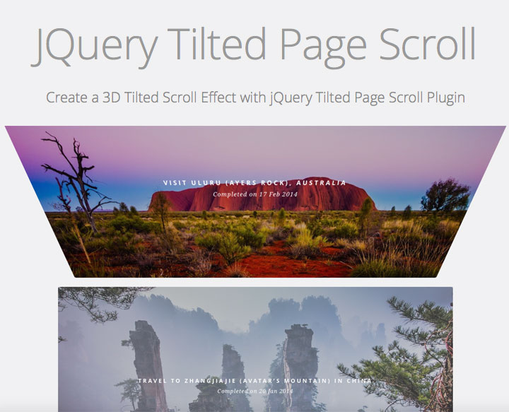tilted-page-scroll-jquery-plugin