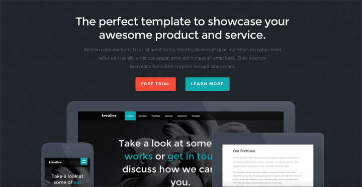 woo-onepage-html-template