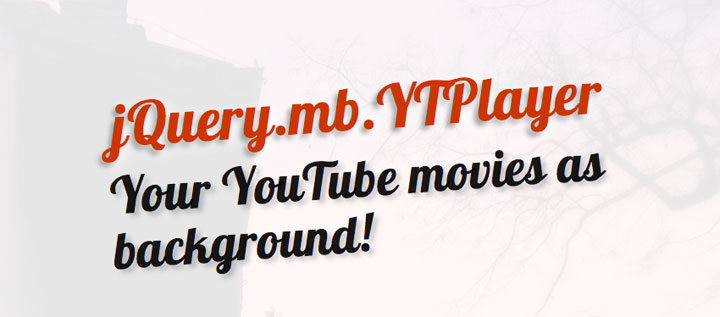 ytplayer-jquery-plugin