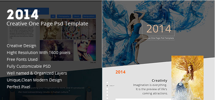 2014-free-psd-template