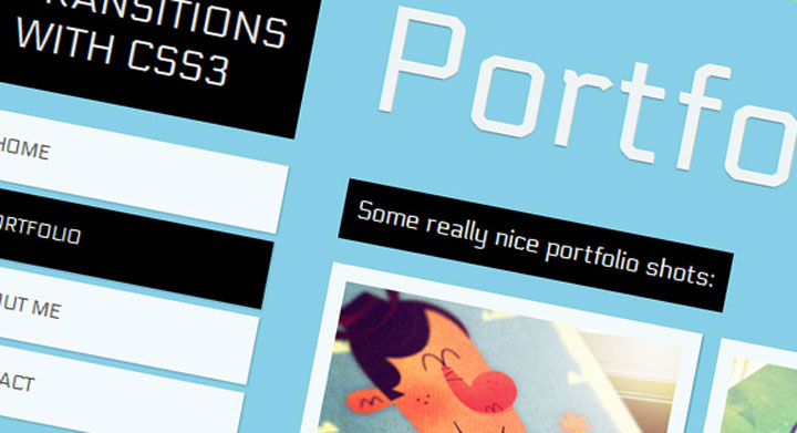 CSS3PageTransitions-jquery-plugin