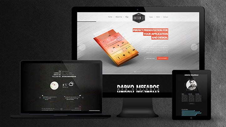 Envision-57-free-psd-template