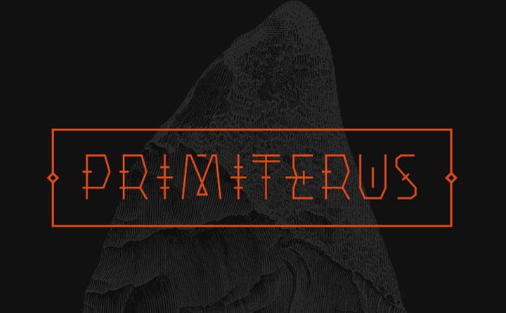 Primiterus-free-font