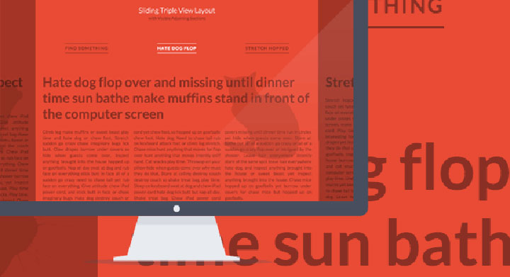 TripleViewLayout-jquery-plugin