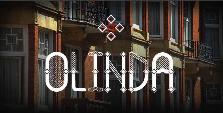 olinda-free-font