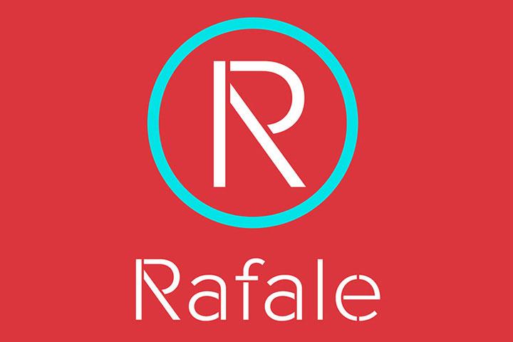 rafale-free-font