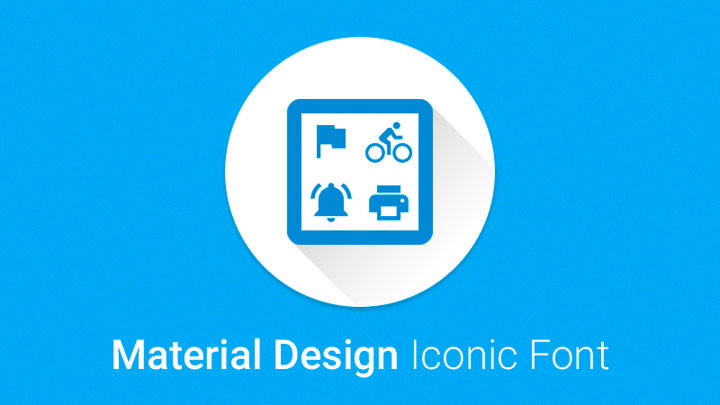 Material-Design-Iconic-Font