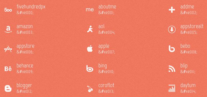Mono-Social-Icons-Font