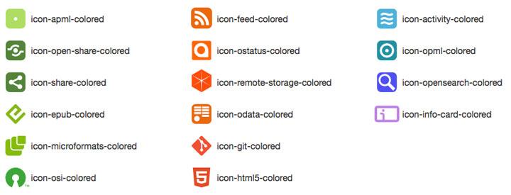 OpenWeb-Icons
