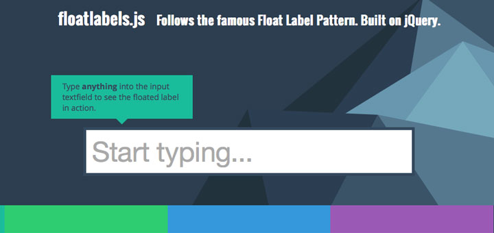 floatlabels-jquery-plugin