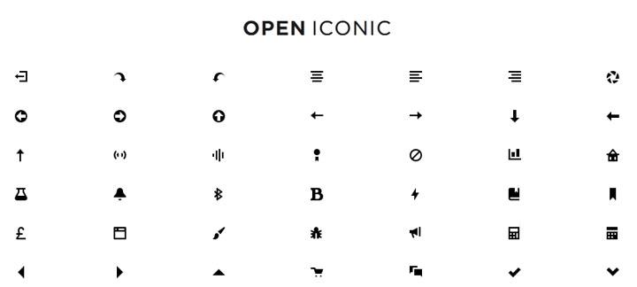 open-iconic