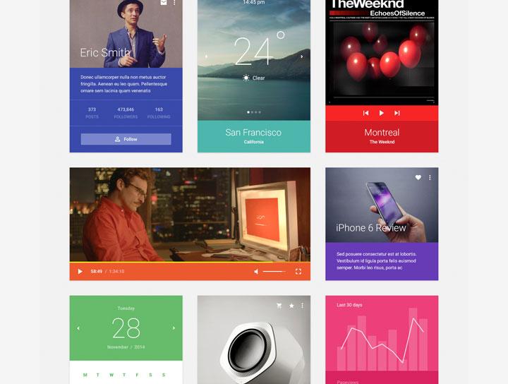 Material-Design-UI-freebies
