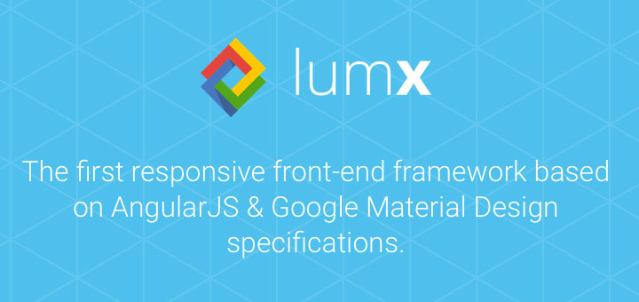 lumx-material-framework-angularJS