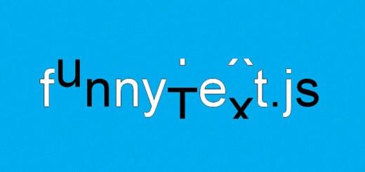 funny-text-js-jquery-plugin