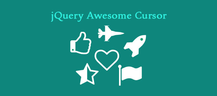 jquery-awesome-cursor