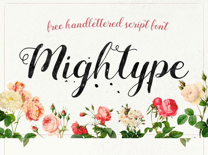 Mightype-Script