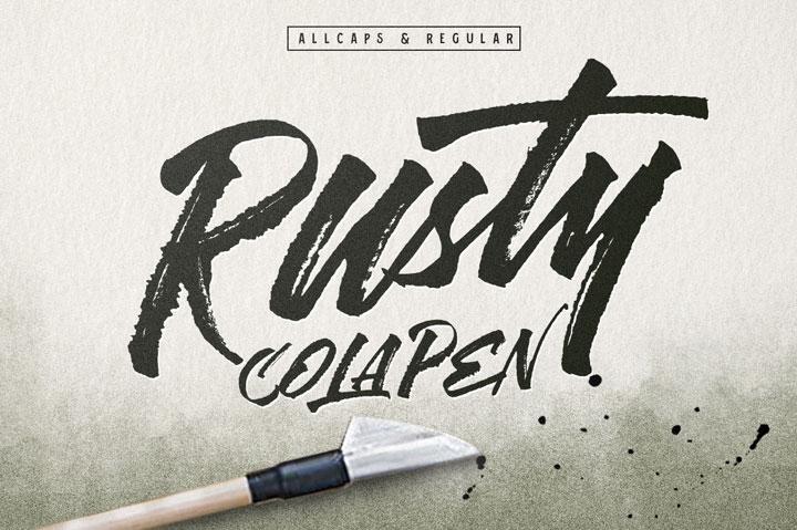 Rusty-ColaPen