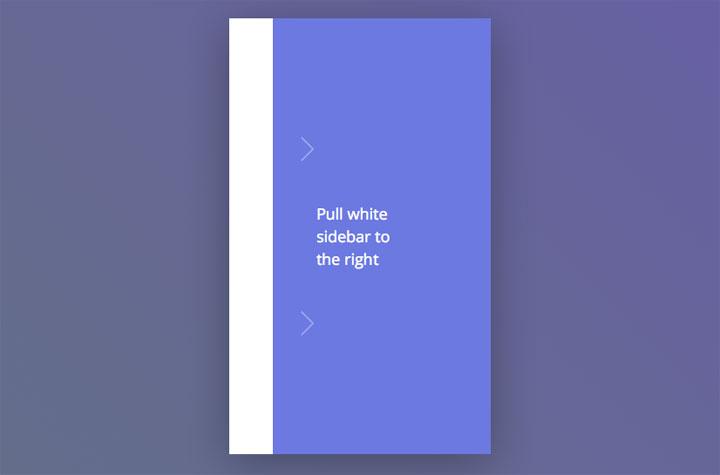 Elastic-SVG-Sidebar-Material-Design