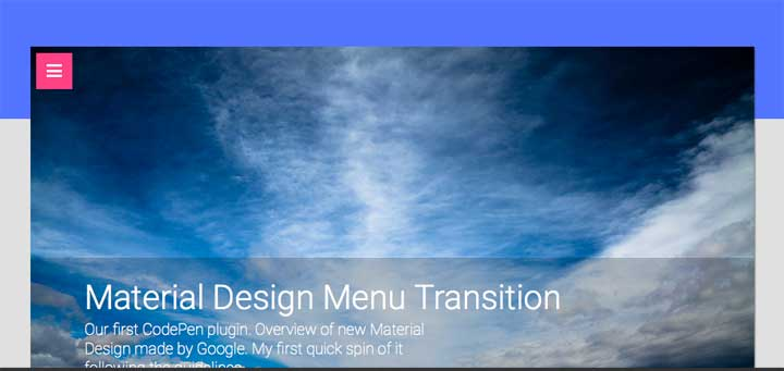 Material-Design-Menu-Transition