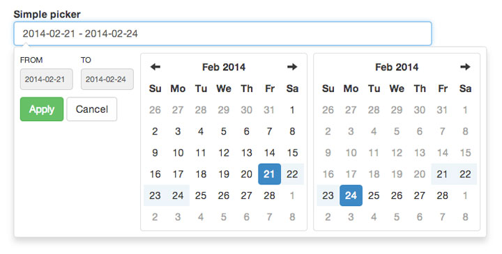 20 Awesome Material Design Date & Time Picker - ninodezign com