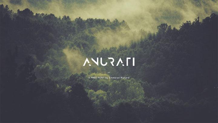 ANURATI-font