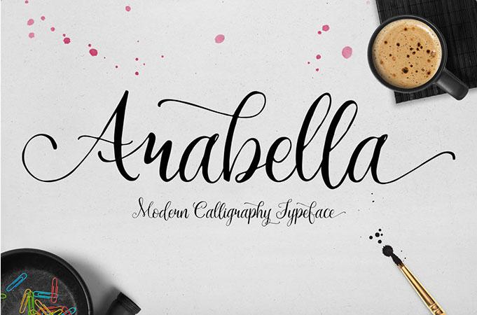 Arabella-font
