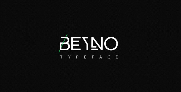BEYNO-font