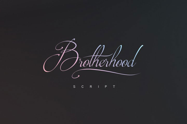 Brotherhood-font