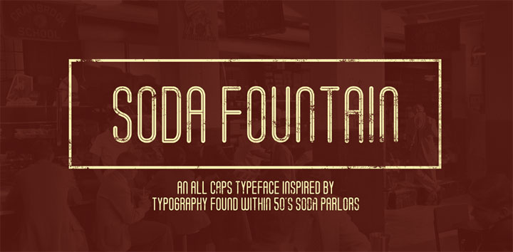 Soda-Fountain-font