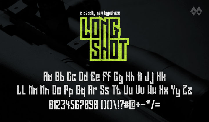 long-shot-font
