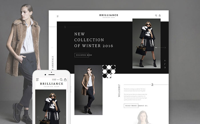 Womens Clothes Shopify Theme