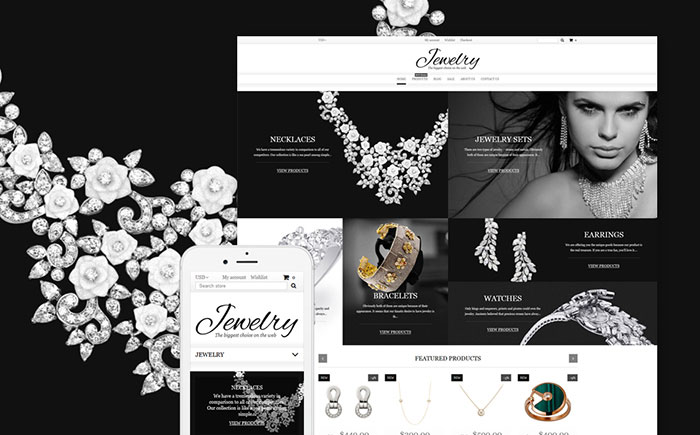 Fashion Jewelry Shopify Theme