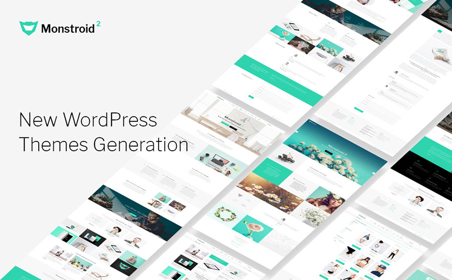 d2 - Multipurpose WordPress Theme